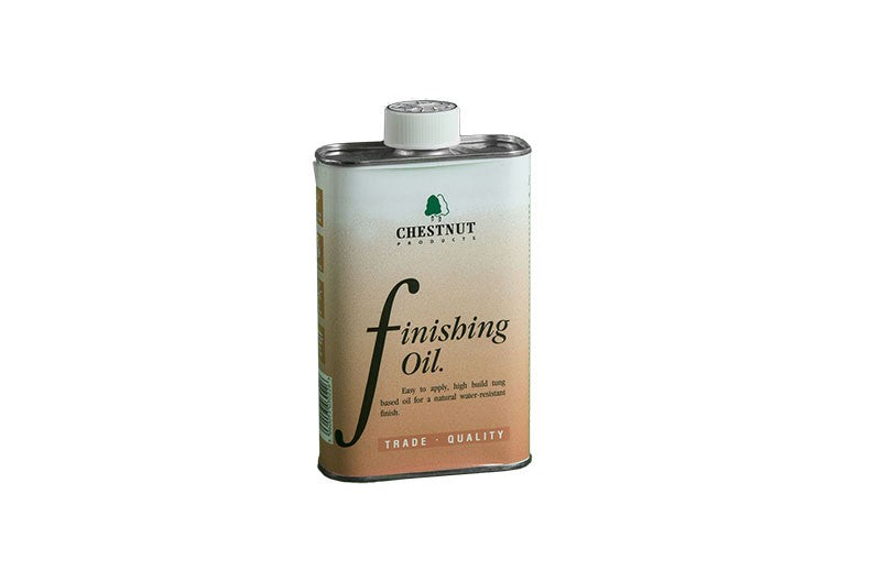Finishing Oil - Chestnut Products