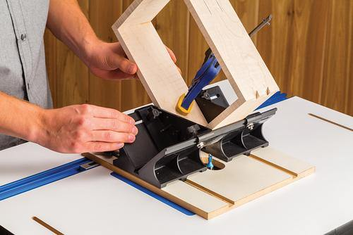 Router Table Spline Jig - Rockler - Makers Central