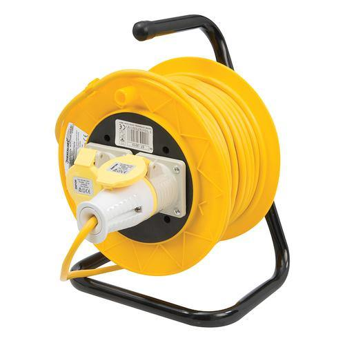 Cable Reel 16A 110V Freestanding