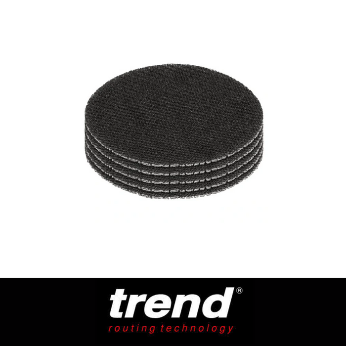 Mesh Sanding Disks -125mm (5 pack)