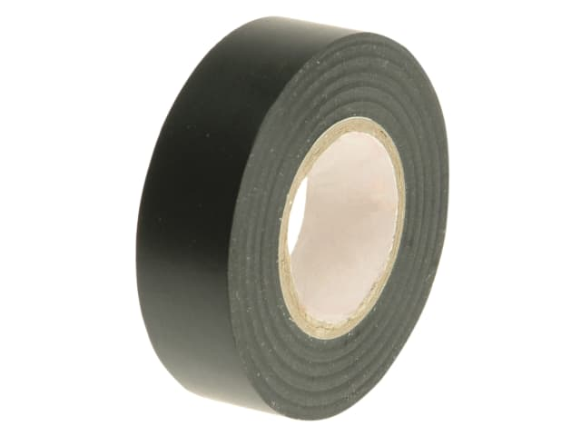 PVC Electrical Tape Black 19mm x 20m