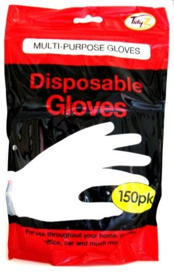 Disposable Gloves - 150 Pack