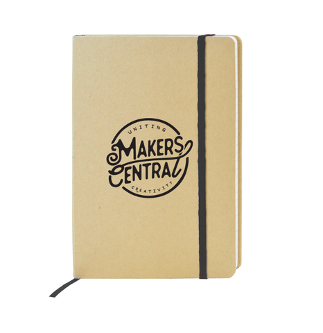 Makers Central A6 Notebook