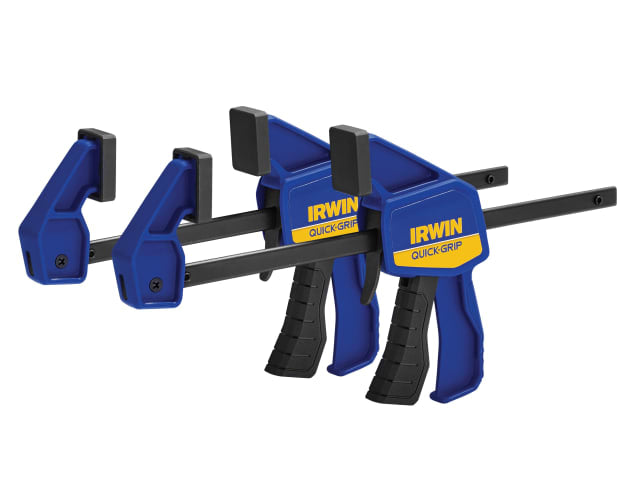 IRWIN Mini Bar Clamp Twin Pack 150mm (6in)