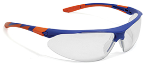 Stealth 9000 Safety Spectacles - Clear Premier Shield K & N Rated
