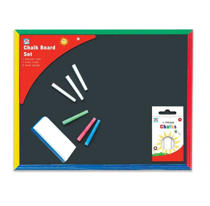 Kids Create Chalk Board Set - Makers Central