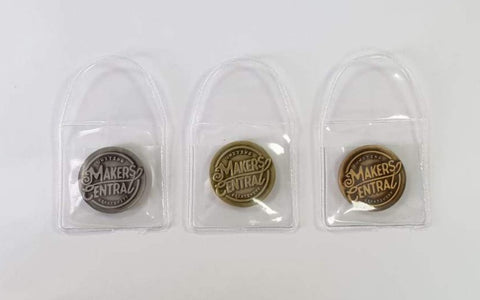 Makers Central Coin Collectors Pack