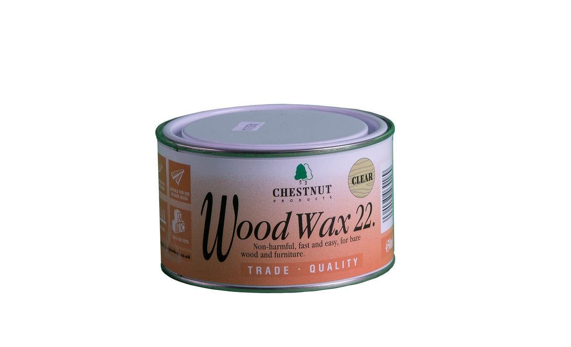 WoodWax 22 - Chestnut Products