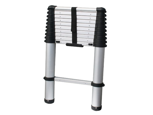 Soft Close Telescopic Ladder 2.9m With Carry Bag