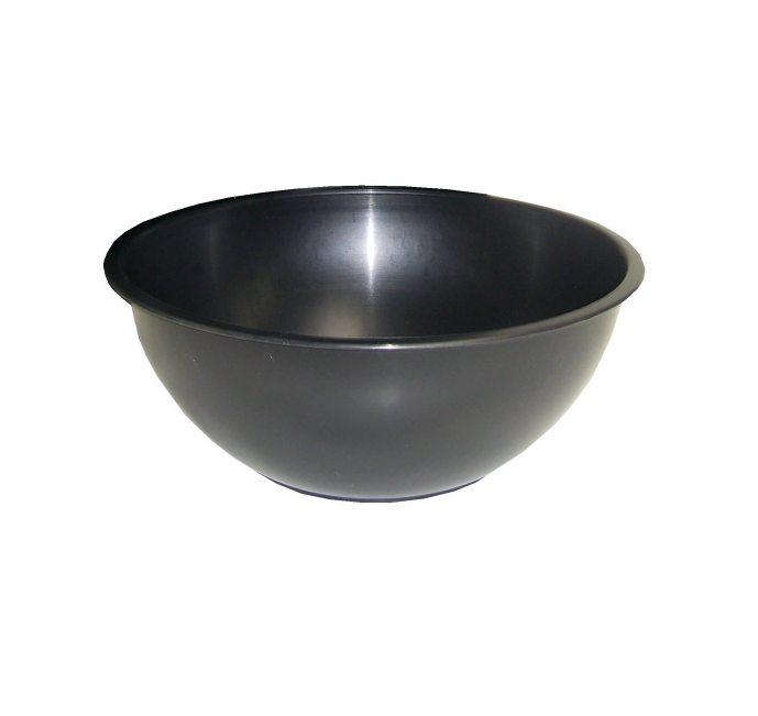 Flexible Plaster Crackout Mixing Bowl - 2 litre MB Fibreglass