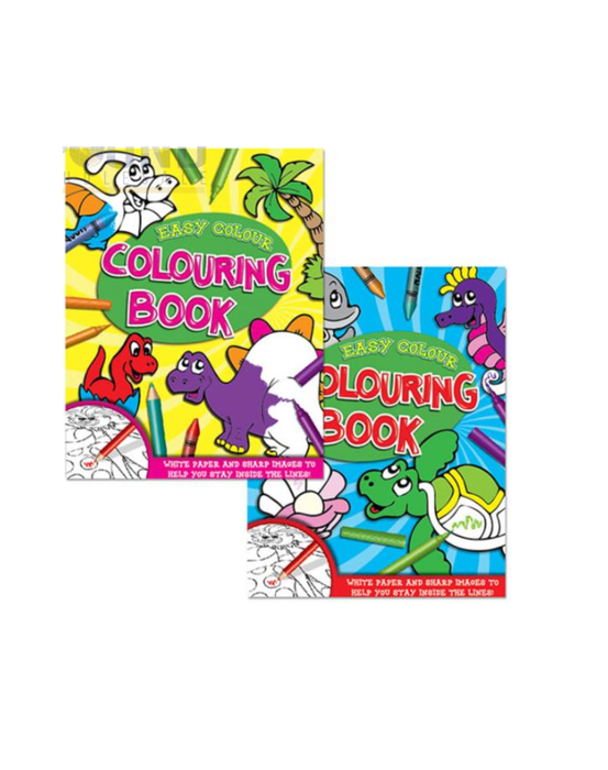 Superior Colouring Book - Makers Central
