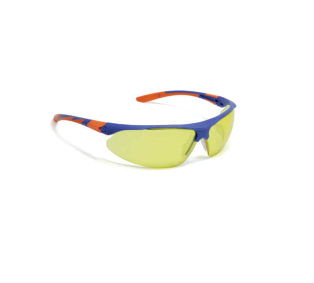 Stealth™ 9000 Safety Spectacles - Amber K&N Rated