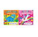 Unicorn/Dinosaur Magic Painting Book 20x20cm - Makers Central