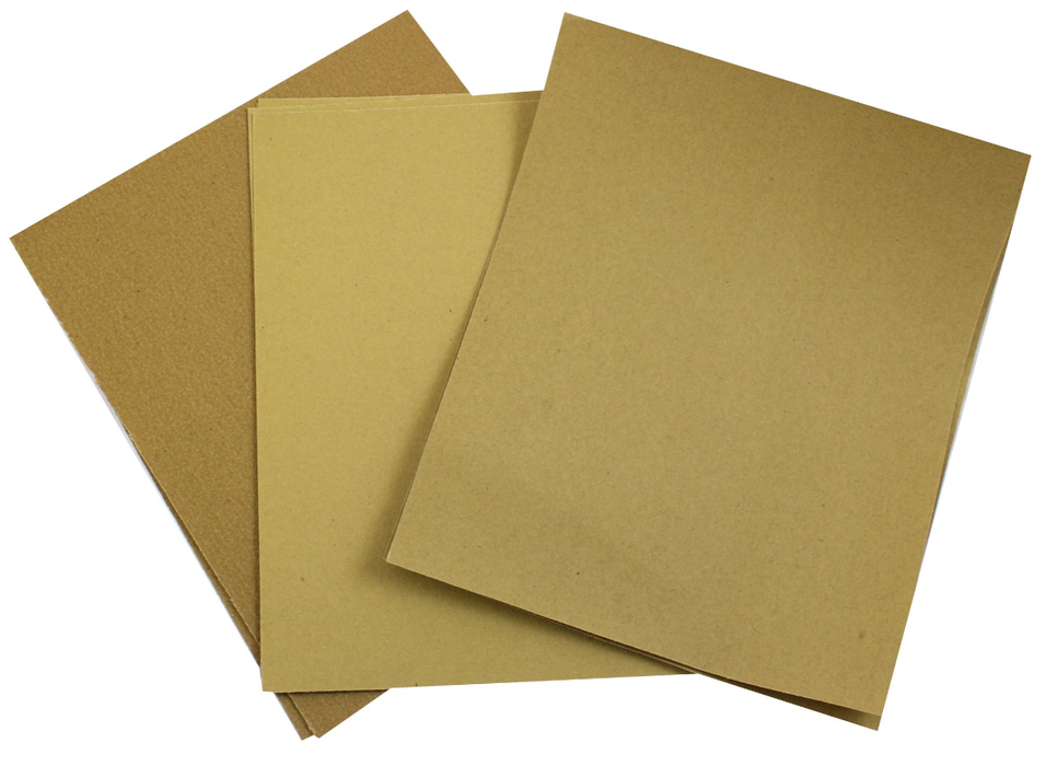Dekton Assorted Sandpaper - Makers Central