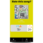 IG Story Song Rating Feature🔥[Discounted Add-On!]