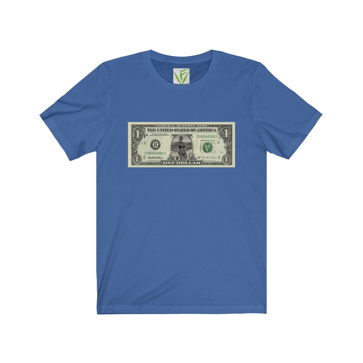LORI HARVEY DOLLAR BILL TEE