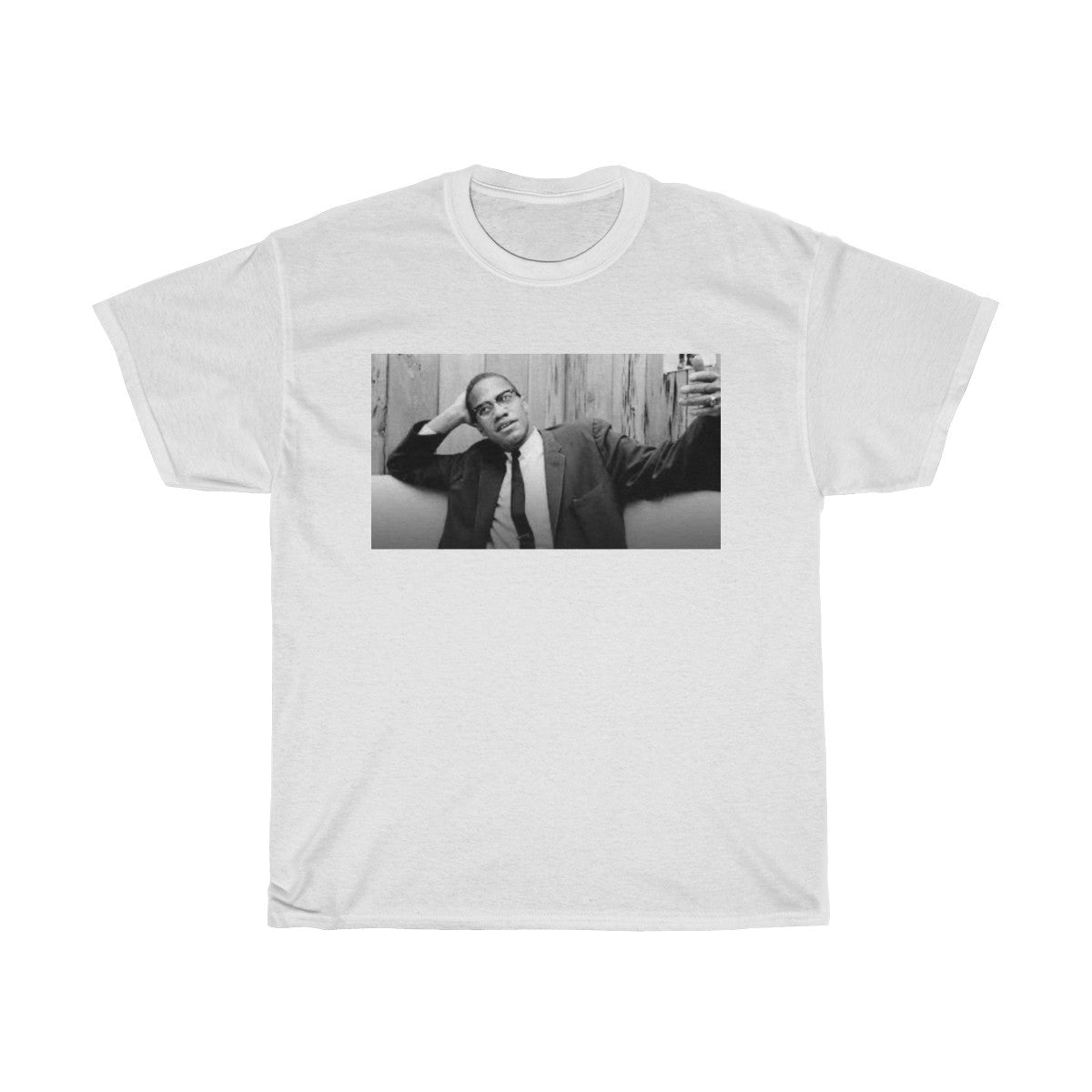 Malcolm X Graphic Tee