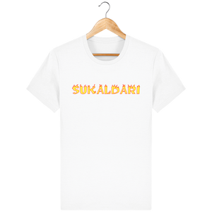 Load image into Gallery viewer, Sukaldari Fire Unisex T-shirt