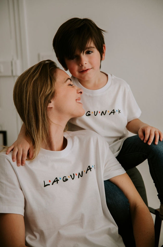 Load image into Gallery viewer, Lagunak Mini Unisex T-shirt