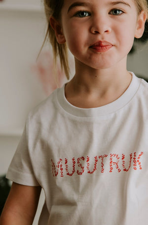 Load image into Gallery viewer, Musutruk Mini Unisex T-shirt