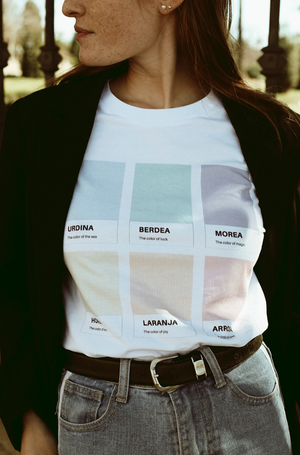 Load image into Gallery viewer, Pantone Unisex T-shirt