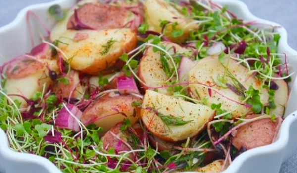 Not Your Average Potato Salad