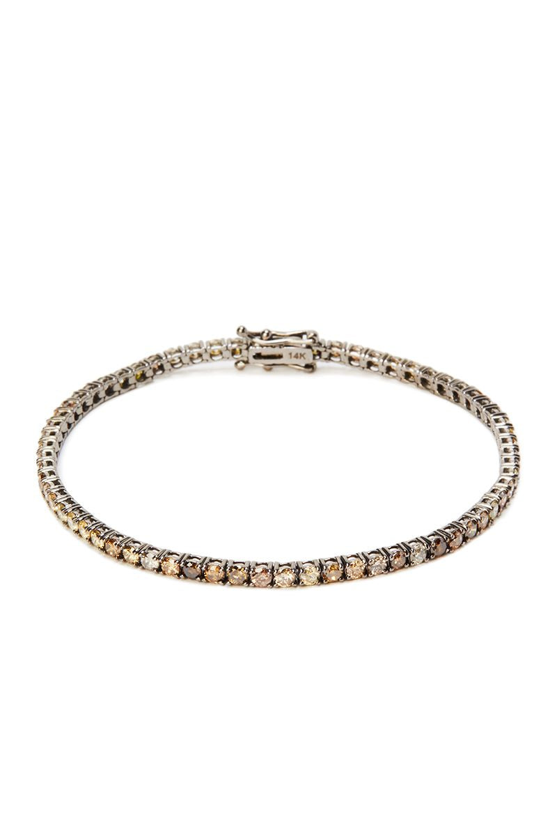 Madison Diamond Tennis Bracelet