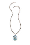 Elizabeth Light Blue Topaz Petite
