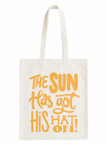 Sac en toile - The Sun