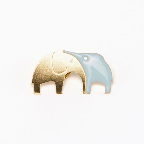 Pin's Elephants