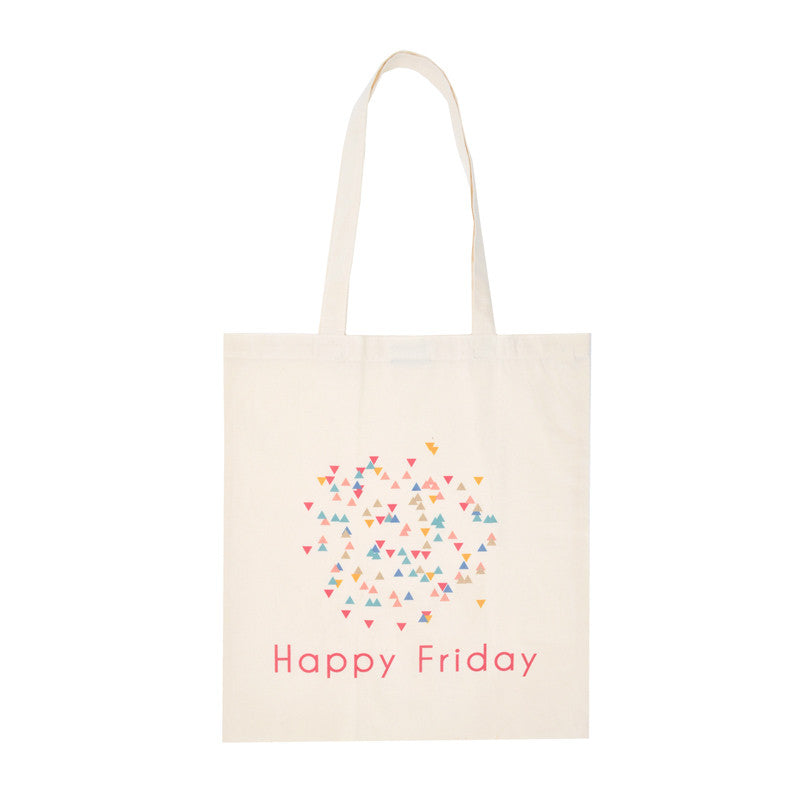 Sac en toile - Happy Friday