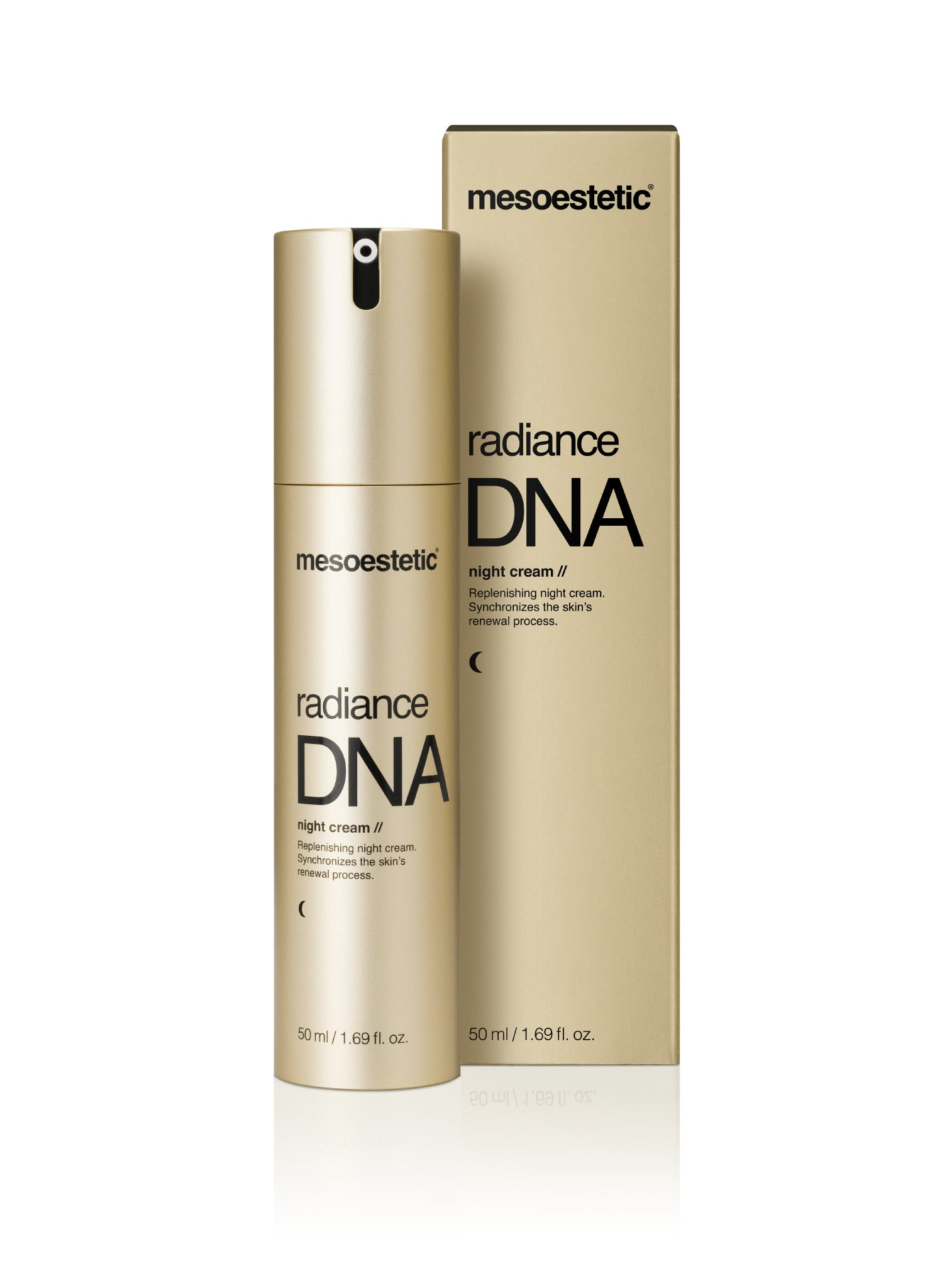 Mesoestetic Radiance DNA Night Cream