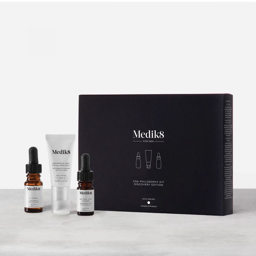 Medik8 CSA Philosophy Discovery Kit For Men