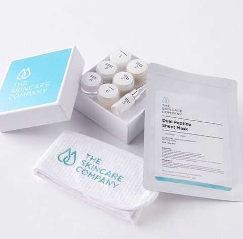 The Skincare Company Home Facial Kit