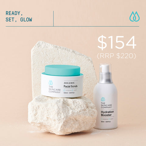 The Skincare Company Ready, Set, Glow Pack
