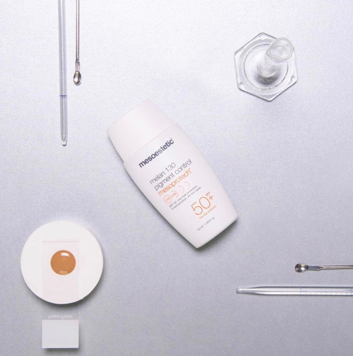 Mesoestetic Mesoprotech Melan 130+ Pigment Control SPF 50+