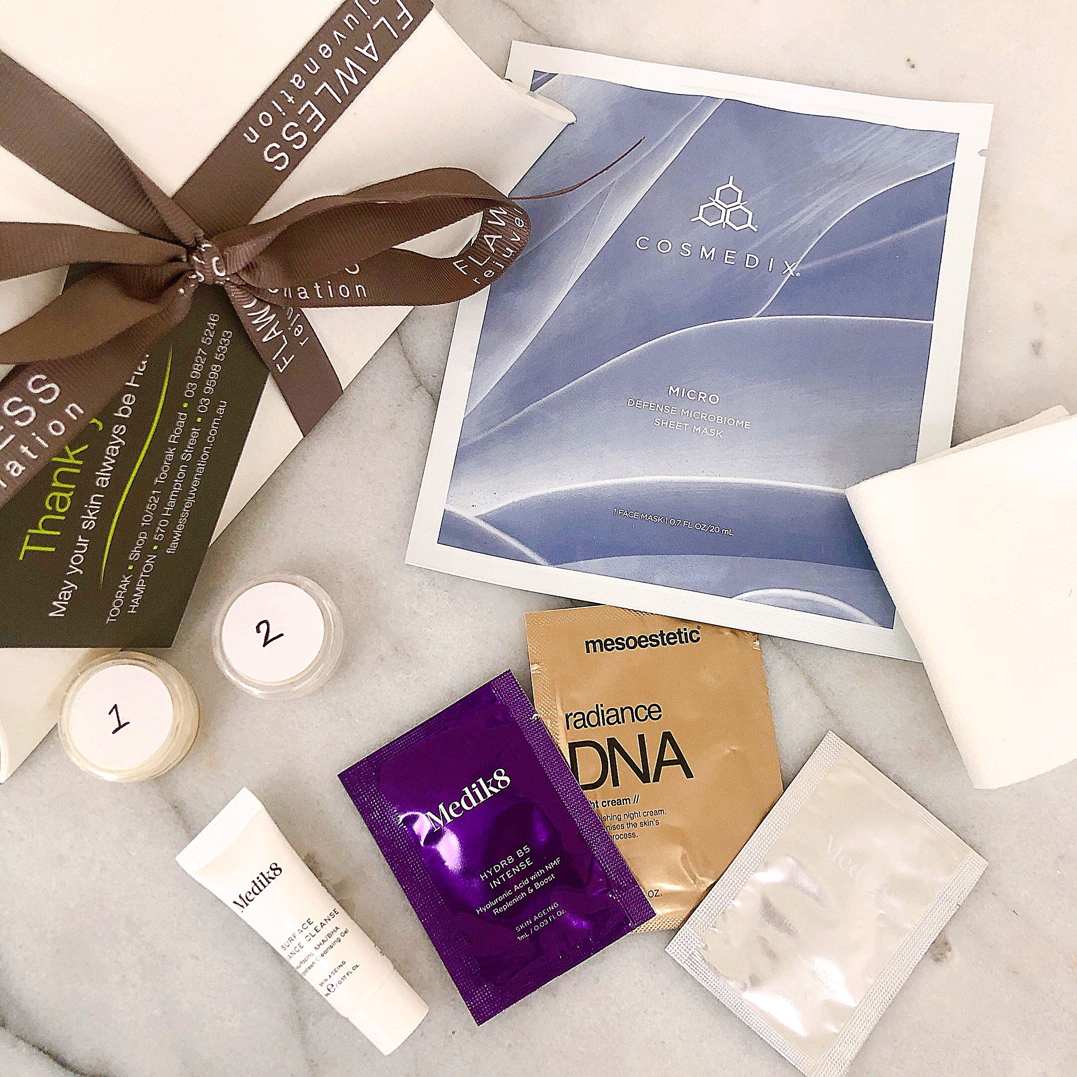 Ultimate Rejuvenating - Mini Facial Kit