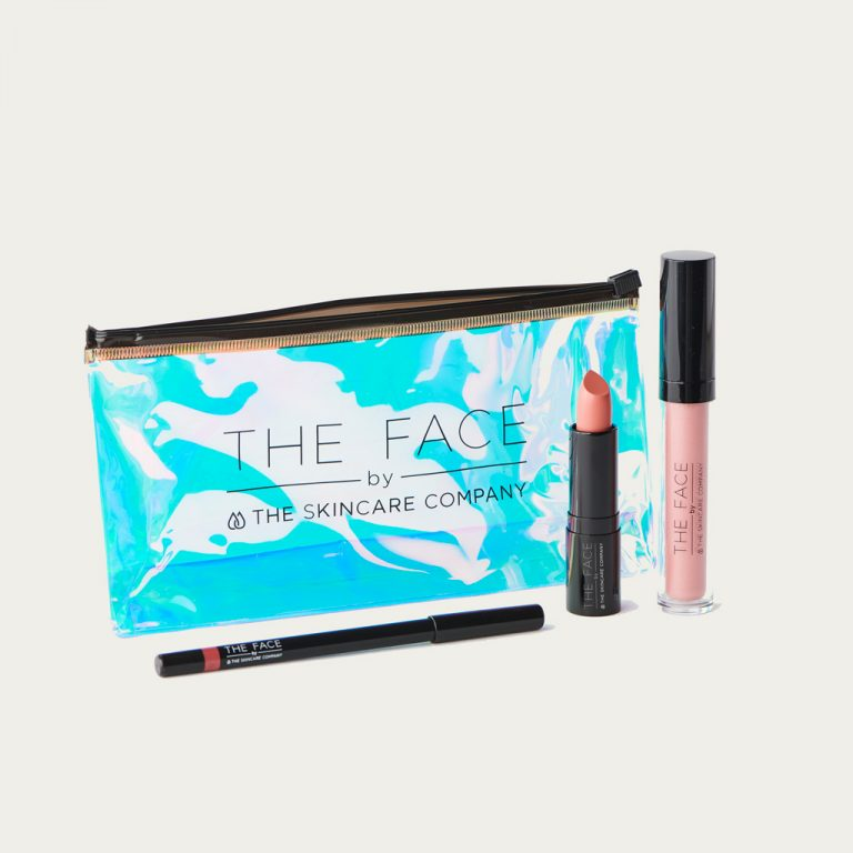 The Face - Limited Edition Lip Kit