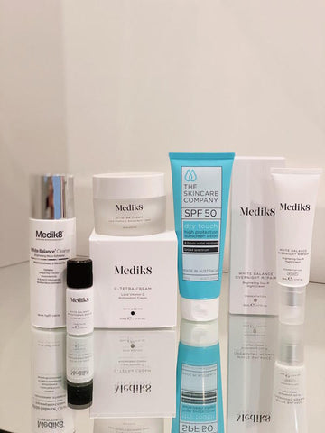 Pigmentation treatment pack