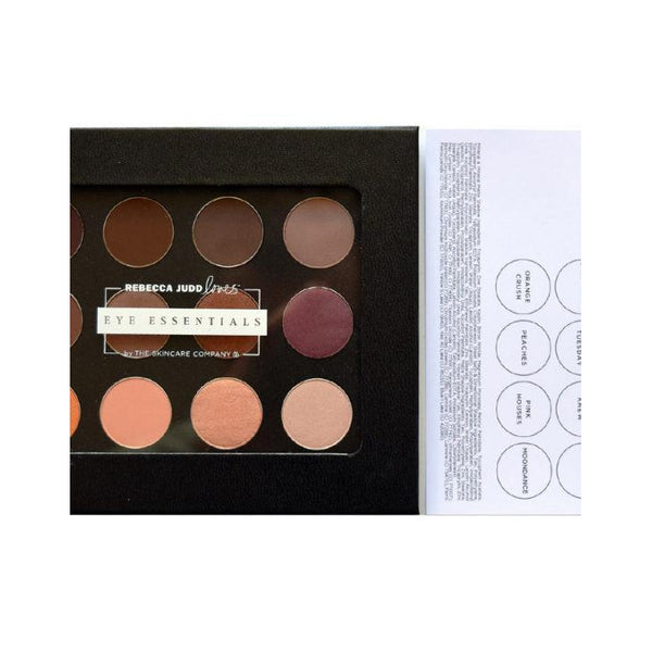 The Face - Rebecca Judd Eye Shadow Palette