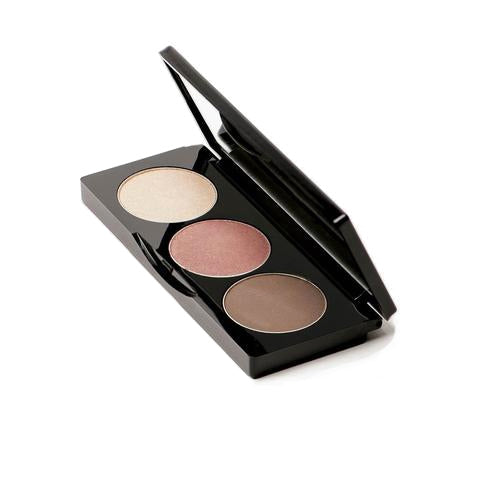 The Face - Eye Shadow Trio Compact