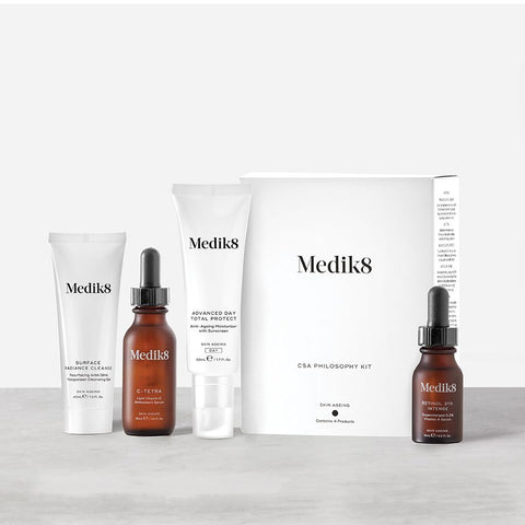 Medik8 Anti-Ageing Philosophy Kit