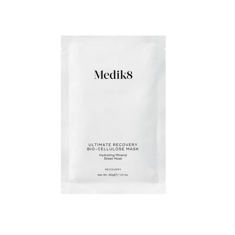 Medik8 Ultimate Recovery Bio-Cellulose Masks- 6 Mask