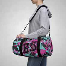 Load image into Gallery viewer, BG Cornhole Miami Vice Camo Duffel Bag