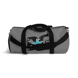 BG Cornhole Gray Duffel Bag
