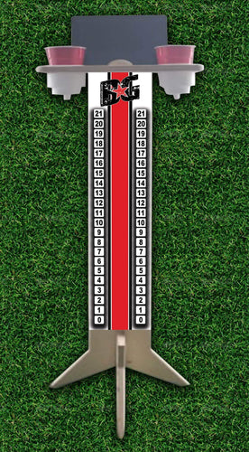 BG Racing Stripes Score Tower