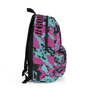 BG Cornhole Miami Vice Camo BackPack