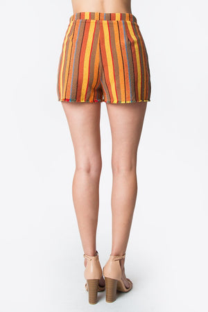 District Fray Shorts