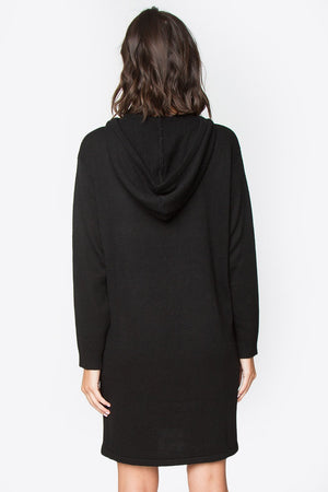 Mareena Oversized Hoodie Dress