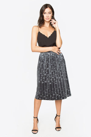Gigi Pleated Skirt